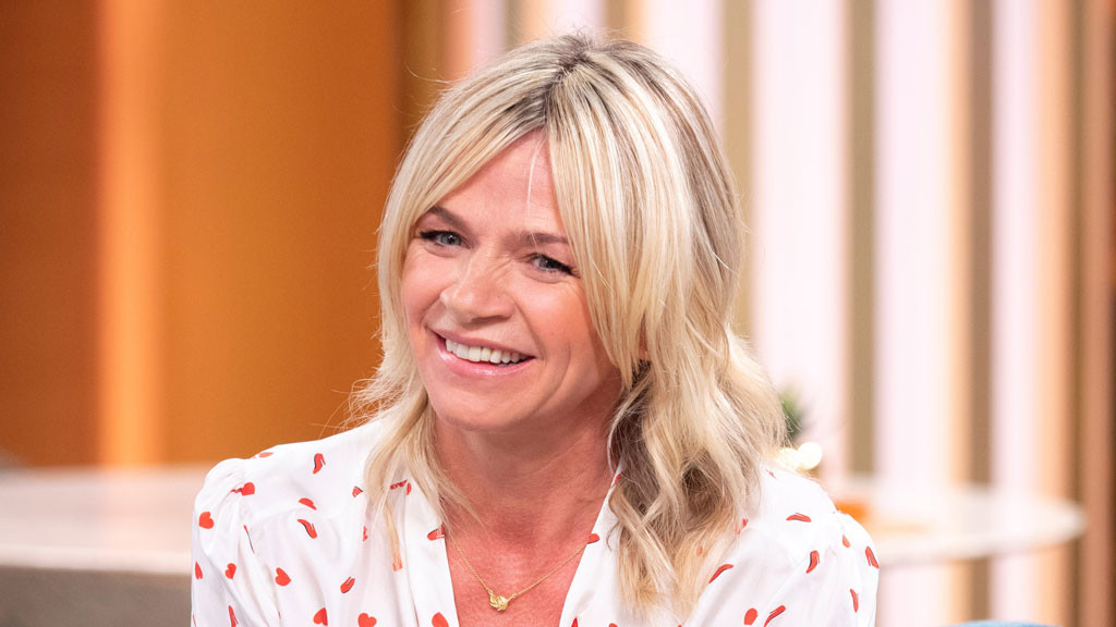 Zoe Ball: Tough challenges and new beginnings