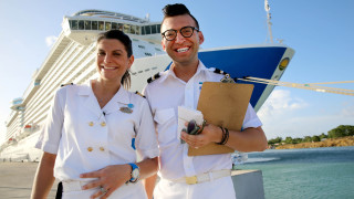 The Cruise: Sailing the Caribbean