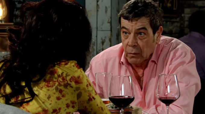 Coronation Street - Corrie (Wed April 23, 7.30pm): Johnny confesses his worry