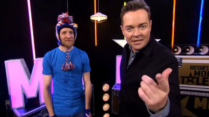 Britain's Got Talent - Get ready to RAVE with Neil Rowley!
