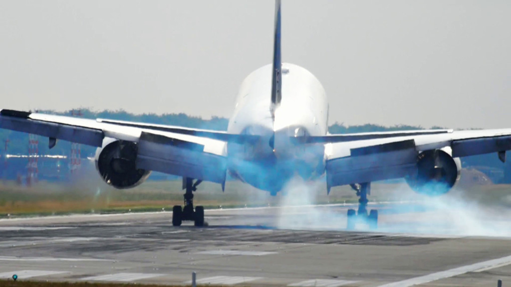 Flights from Hell: Caught on camera