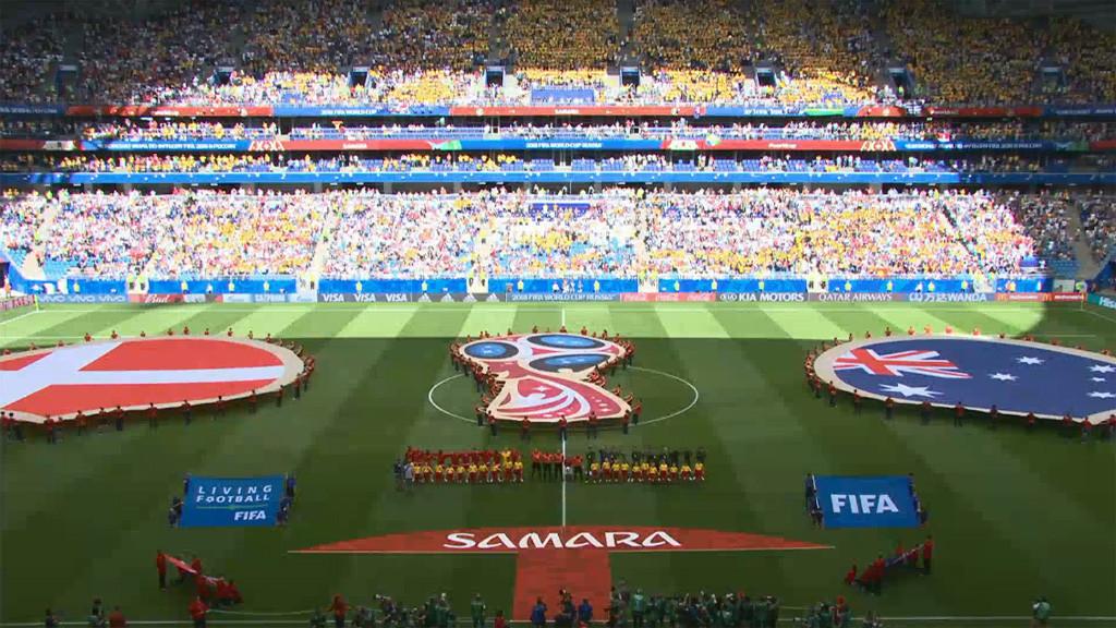 Denmark V Australia