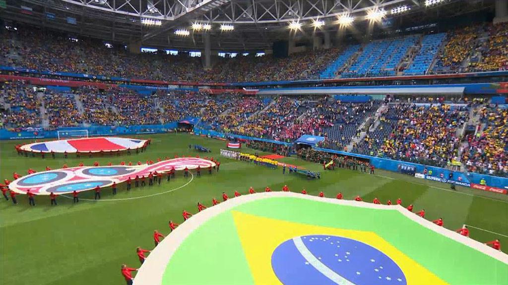 Brazil v Costa Rica