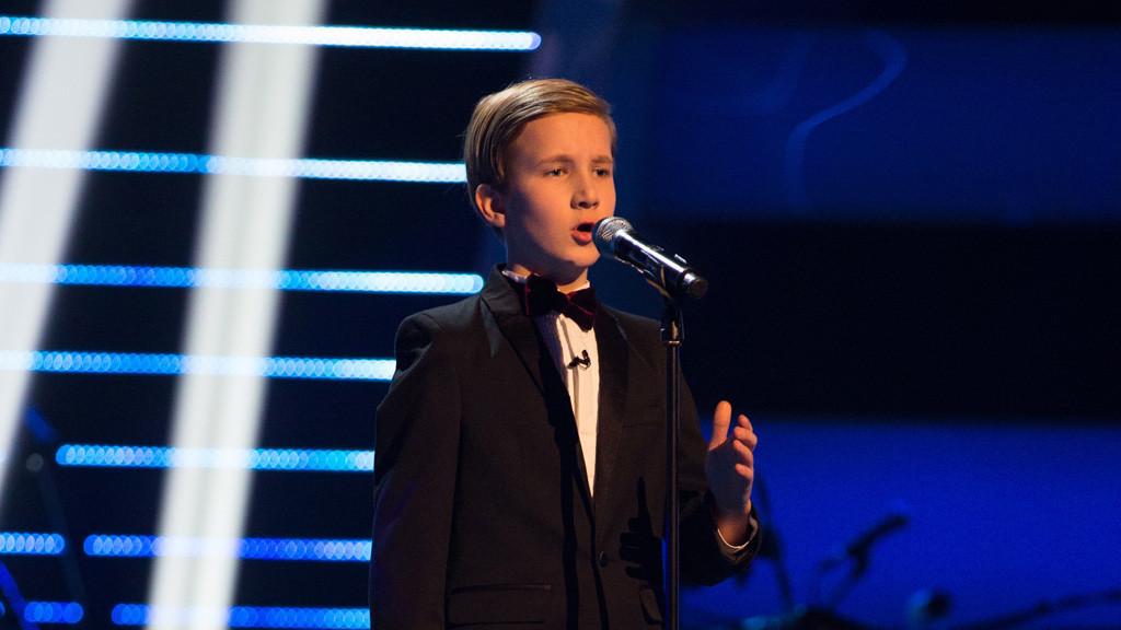 Show 2: Yaroslav sings Nessun Dorma
