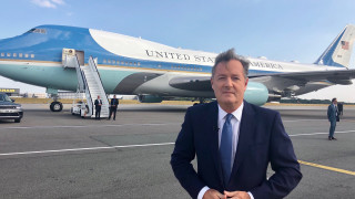 Piers, the President and Air Force One
