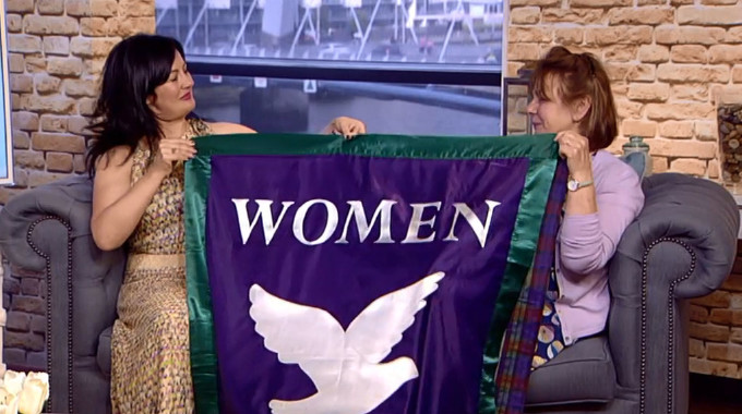 Live at Five - Celebrate the centenary of women's suffrage