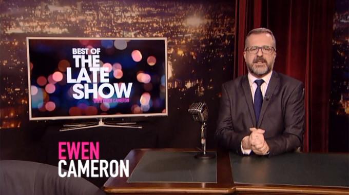The Late Show - Thu 21 Jun, 10.30 pm