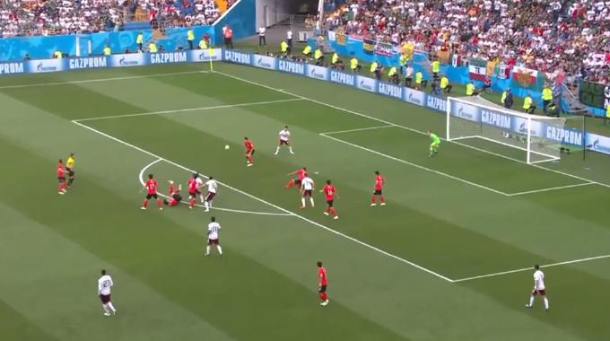 FIFA World Cup 2018 - South Korea v Mexico Highlights