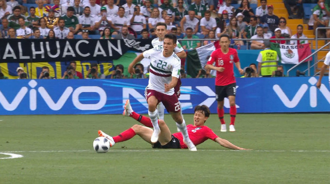 FIFA World Cup 2018 - South Korea v Mexico, Sat 23 Jun, 3:25 pm