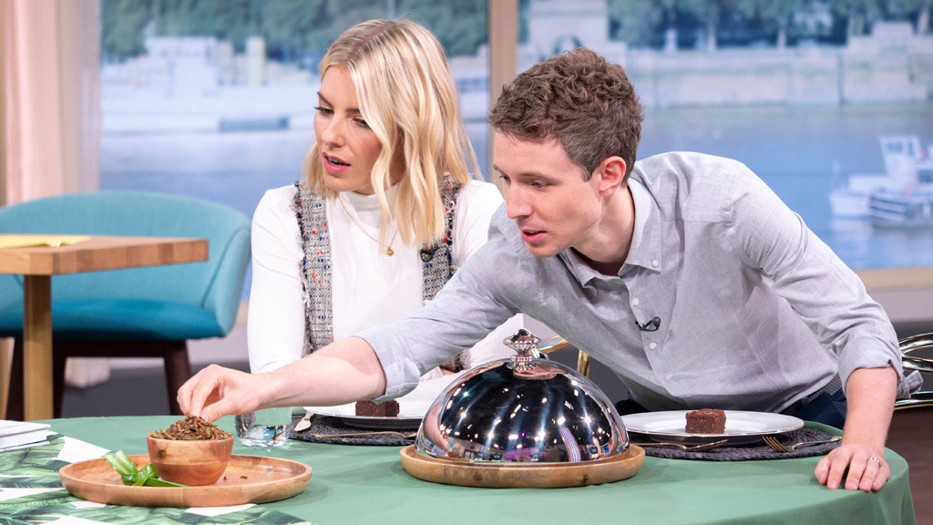 Mollie and Matt's Bushtucker Trial
