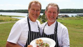 Paul & Nick's Big Canadian Food Trip