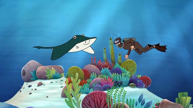 I'm a Fish - Stingray