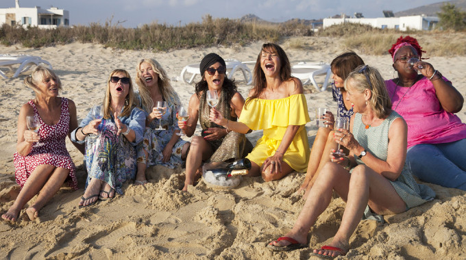 Our Shirley Valentine Summer - Thu 09 Aug, 9.00 pm