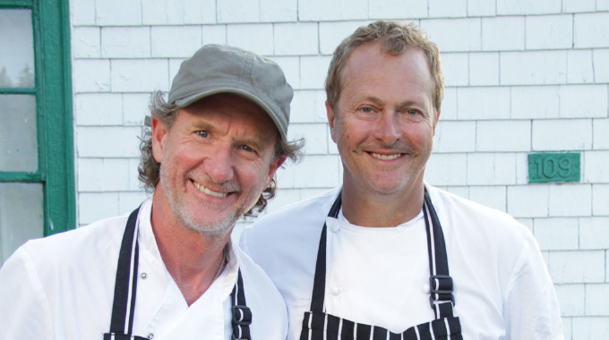 Paul & Nick's Big Canadian Food Trip - Fri 17 Aug, 8.00 pm