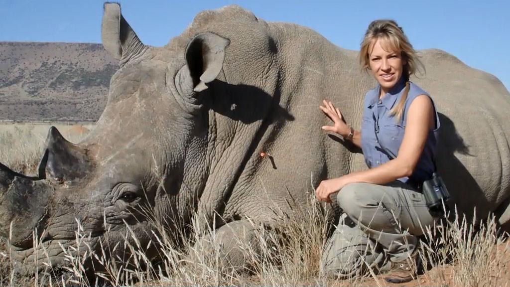 Mum of four who enjoys killing exotic animals