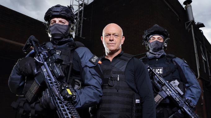 Ross Kemp and the Armed Police - Thu 06 Sep, 9.00 pm