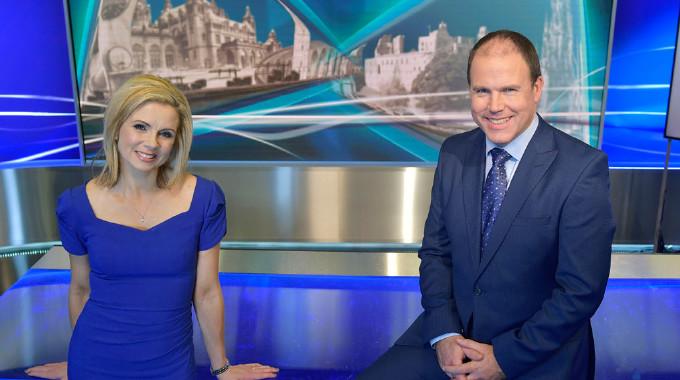 STV News - Glasgow - Thu 13 Dec, 6.00 pm