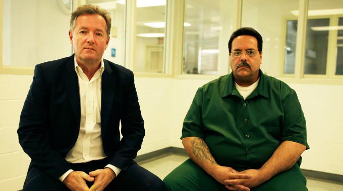 Serial Killer with Piers Morgan - Thu 13 Sep, 9.00 pm
