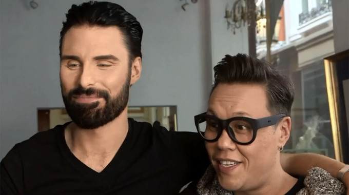 This Morning - Gok and Rylan's Life of Luxury: Chocolates fit for a queen!