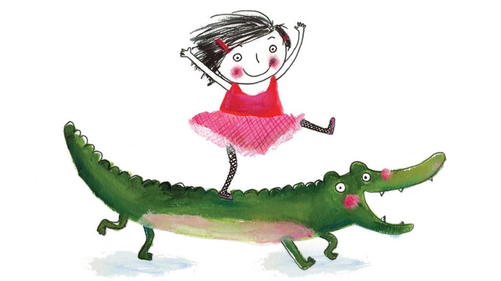 Rita and Crocodile