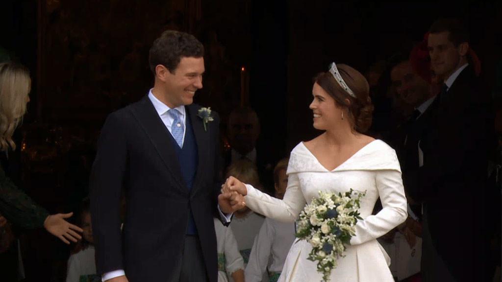 This Morning at the Royal Wedding