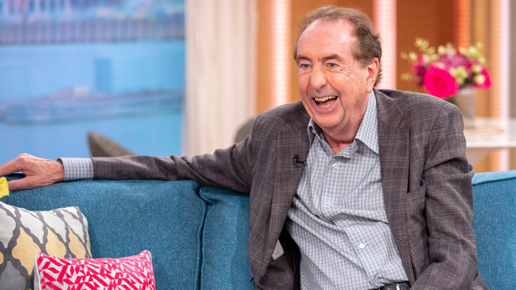 Eric Idle: Always look on the bright side of life