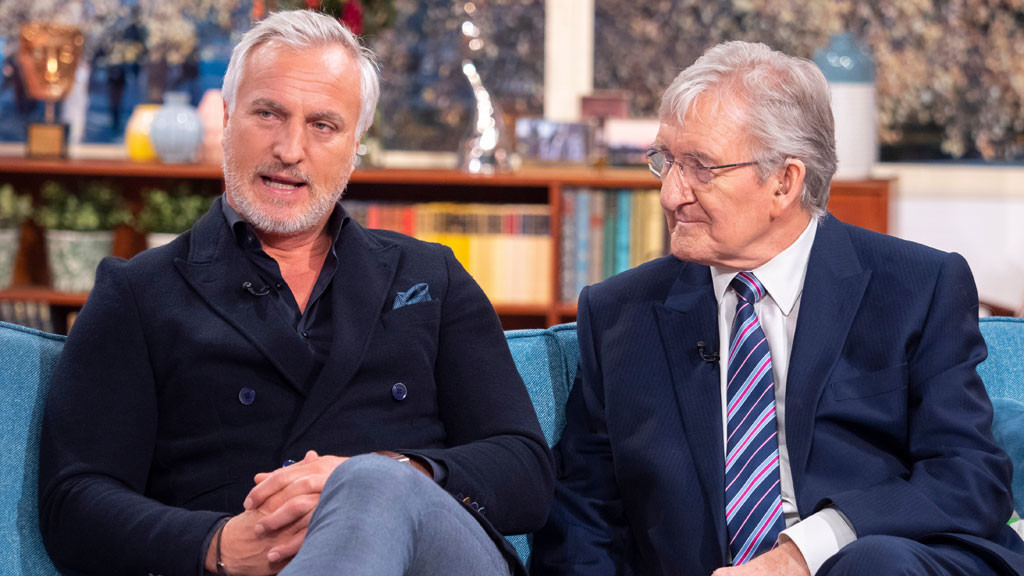 """Dave Ginola: """"I died for 8 minutes - CPR saved me"""""""