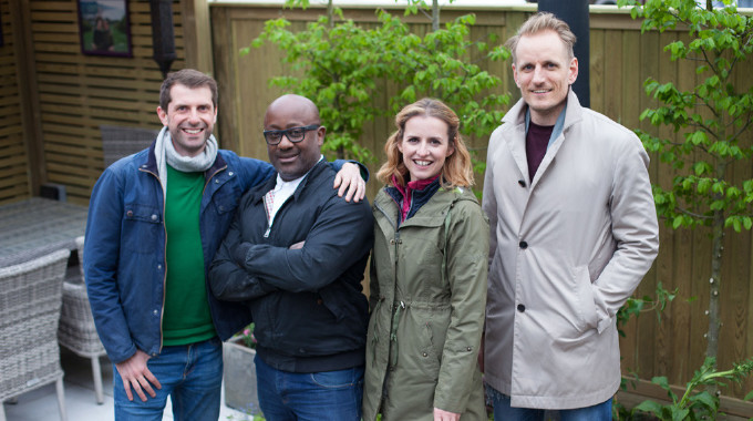 Love Your Home and Garden - Tue 16 Oct, 8.00 pm