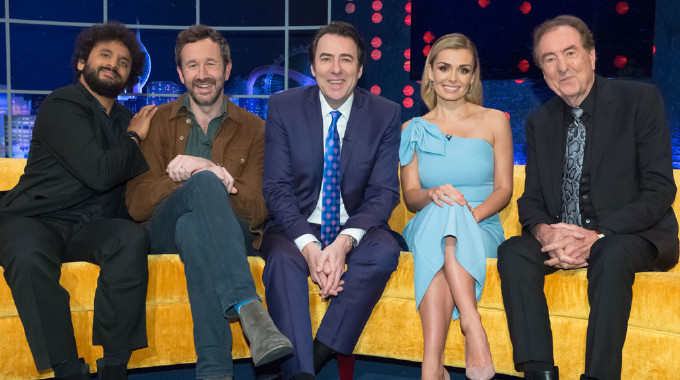 The Jonathan Ross Show - Sat 20 Oct, 10.35 pm