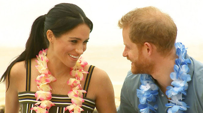 Harry and Meghan: The First Tour - Mon 05 Nov, 9.00 pm