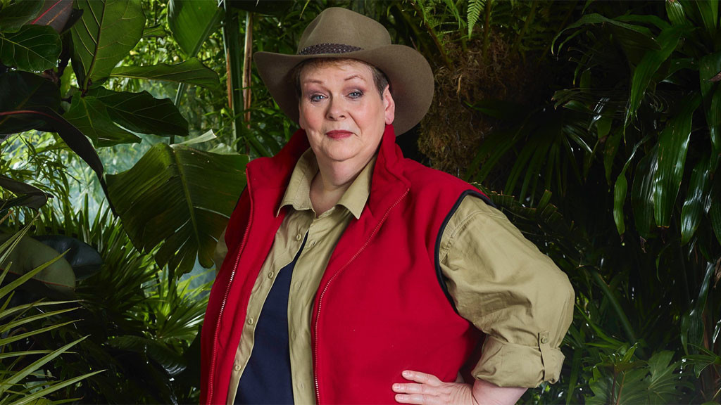 Meet Anne Hegerty