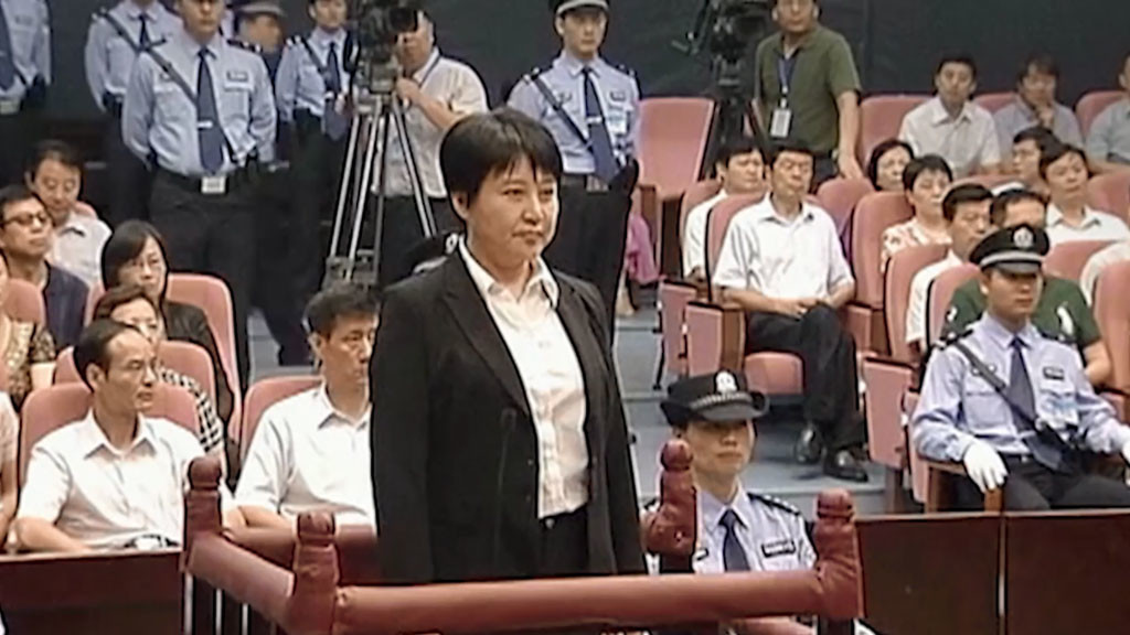 Real Stories: Chinese Murder Mystery