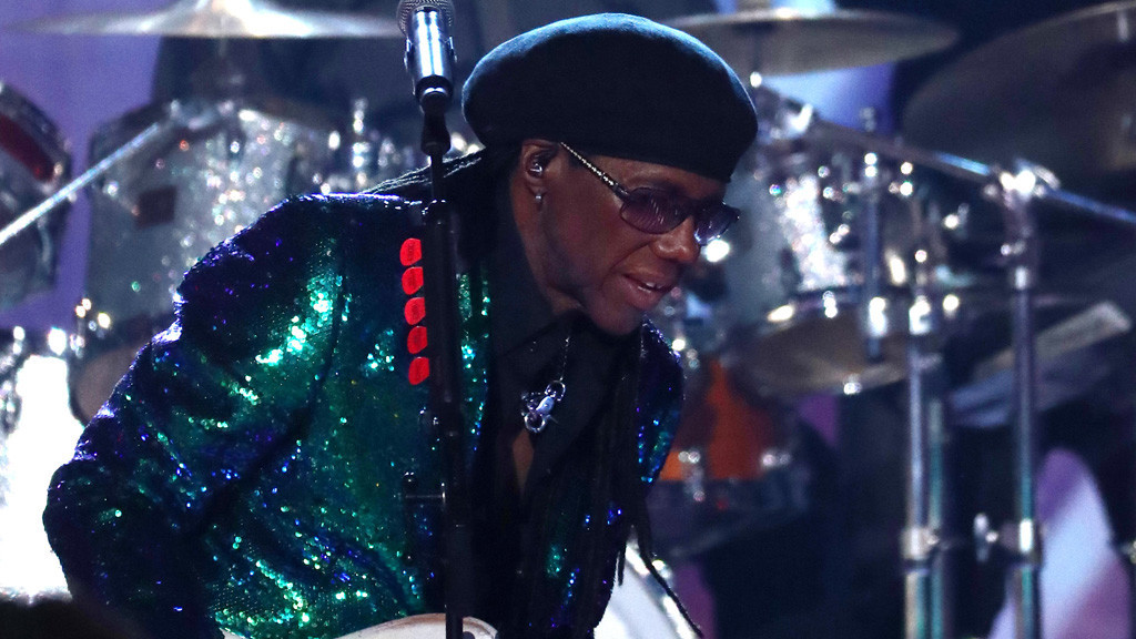 Nile Rodgers and Chic funk up the Final
