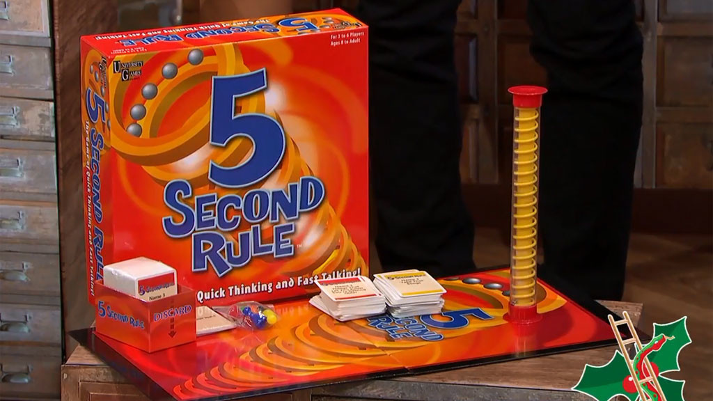 Christmas games for the whole family