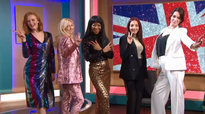 This Morning - Wannabe a Spice Girl? You gotta get with these trends!