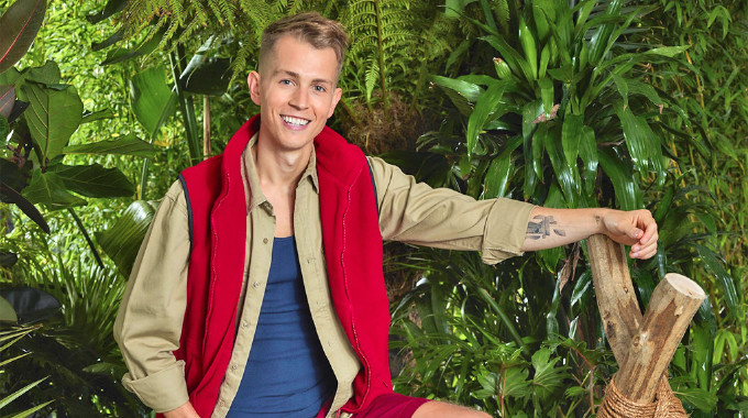 I'm a Celebrity... Get Me Out of Here! - Meet James McVey