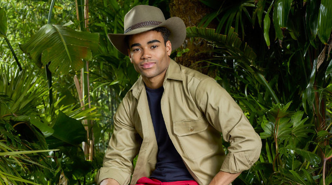 I'm a Celebrity... Get Me Out of Here! - Meet Malique Thompson Dwyer