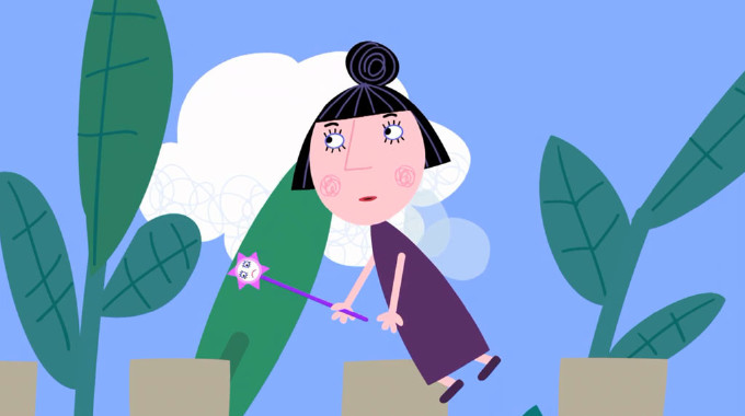 Ben and Holly's Little Kingdom - Nanny Plum's Lesson