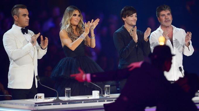 The X Factor - Sun 02 Dec, 7.30 pm