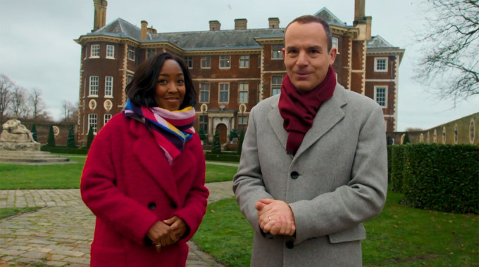 The Martin Lewis Money Show - Mon 10 Dec, 8.00 pm